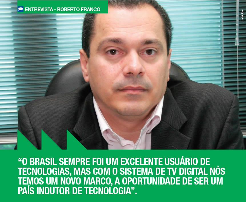 Entrevista - Roberto Franco