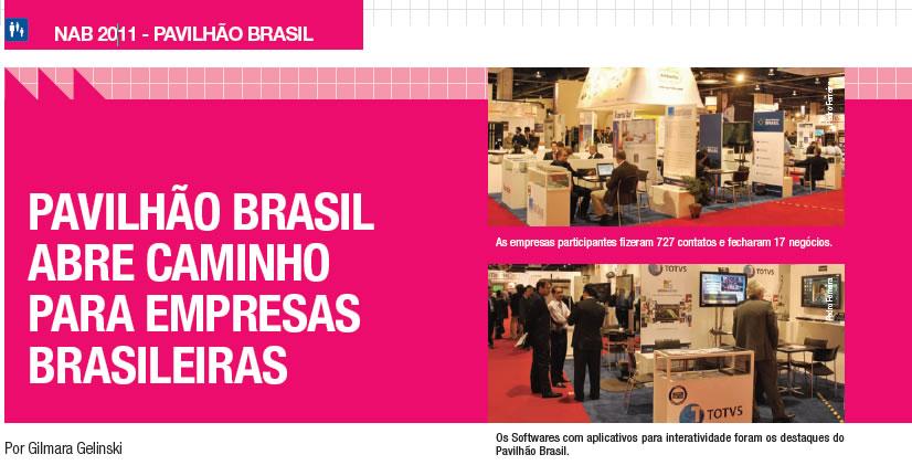 Pavilhão Brasil