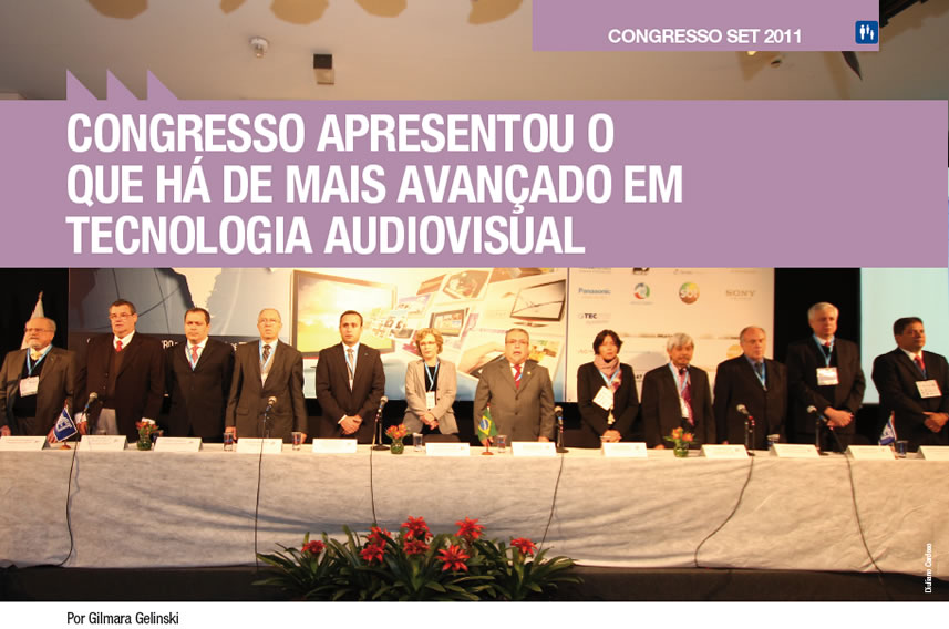 Congresso SET 2011