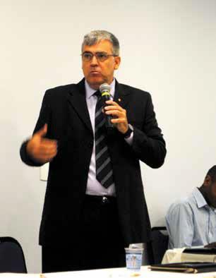 Gunnar Bedicks Jr, pesquisador responsável pelo estudo