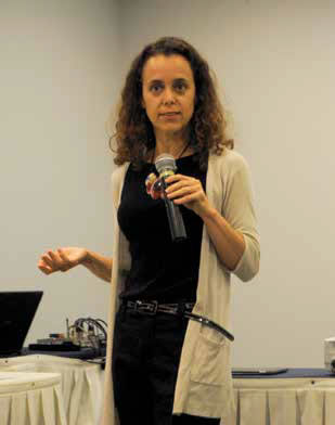 Ana Eliza Faria e Silva, diretora de tecnologia da SET
