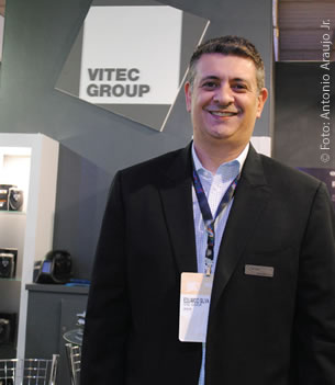 Eduardo Silva, diretor de Vendas do Vitec Group para a América Latina afirmou à Revista da SET que o SET Expo é o principal evento broadcast da multinacional na América Latina