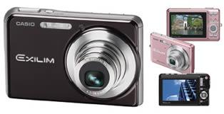 Câmeras digitais gravam e enviam vídeos ao YouTube