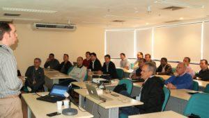 Reunião Grupo de IP da SET - convidado Erick Soares, Sony