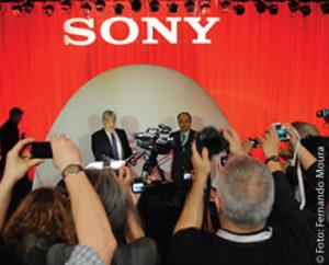 A apresentação da HDC-4800 agitou a mídia mundial. A câmera capta em HDR para 4K com 4K 8x Slow