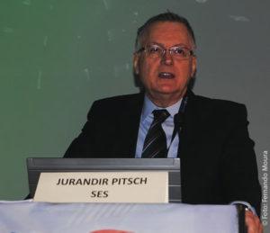 Jurandir Pitsch (SES) afirmou que o modelo de negócio das operadoras satelitais já não é só no espaço senão, também, em terra