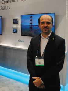 Sidnei Brito (SDB/Harmonic) afirma que, no futuro, todas as emissoras vão migrar à nuvem com ecossistemas virtualizados
