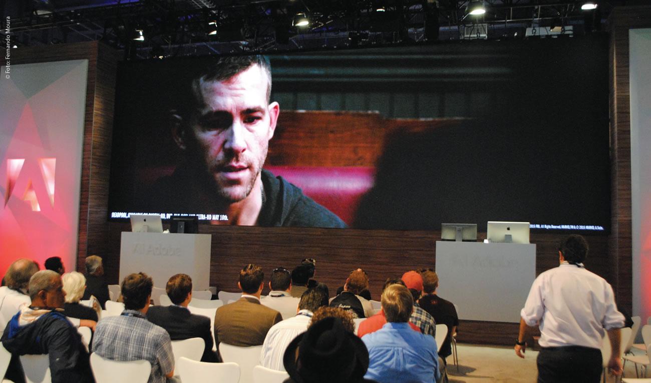 Adobe anunciou que sua plataforma Adobe Premier, passou a estar integrada na plataforma Media Central da Avid