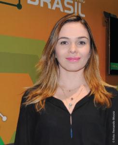 Daniela Saccardo, gerente do PS Eletroeletrônicos Brasil, afirmou que o objetivo principal das empresas brasileiras que expõem no Pavilhão Brasileiro é aumentar as suas exportações