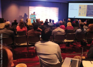 """Sessão """"How Local Braodcaters Engage and Win in the Digital Age"""" na NAB 2016"""