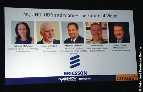 "Super Session "" 4K, UHD, HDR and More – The Future of Video"""