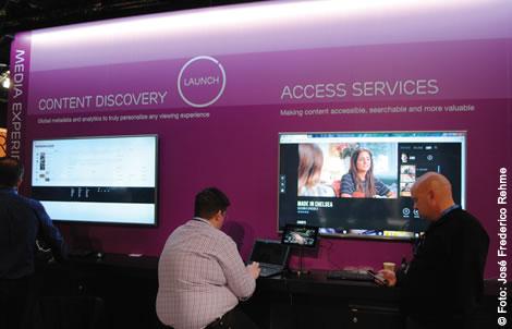 Ericsson sempre insistindo na sua visão e capacidade de viabilizar a tecnologia do futuro próximo