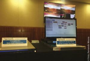 O seminário serviu para mostrar os produtos de ambas marcas em conjunto pela primeira vez no Brasil