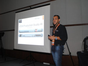 Flávio Cruz, gerente da NewTek Latin America