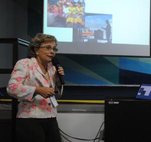 Liliana Nakonechnyj, Diretora Internacional da SET e membro titular do GIRED pela ABERT