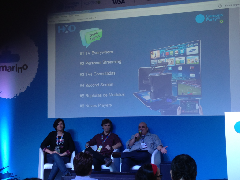 Painel TV Everywhere - Janaina Castro-Igor Kupstas-Salustiano Fagundes