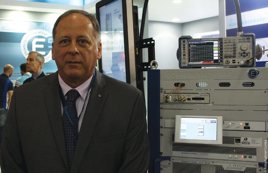 Em entrevista à Revista da SET, Heitor Vito, CEO e presidente da companhia, demonstrou boas expectativas em relação ao mercado de radiodifusão brasileiro