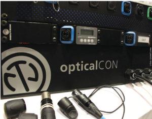 A Nemal, distribuidora autorizada da Neutrix no Brasil, expôs a linha OpticalCON em seu estande