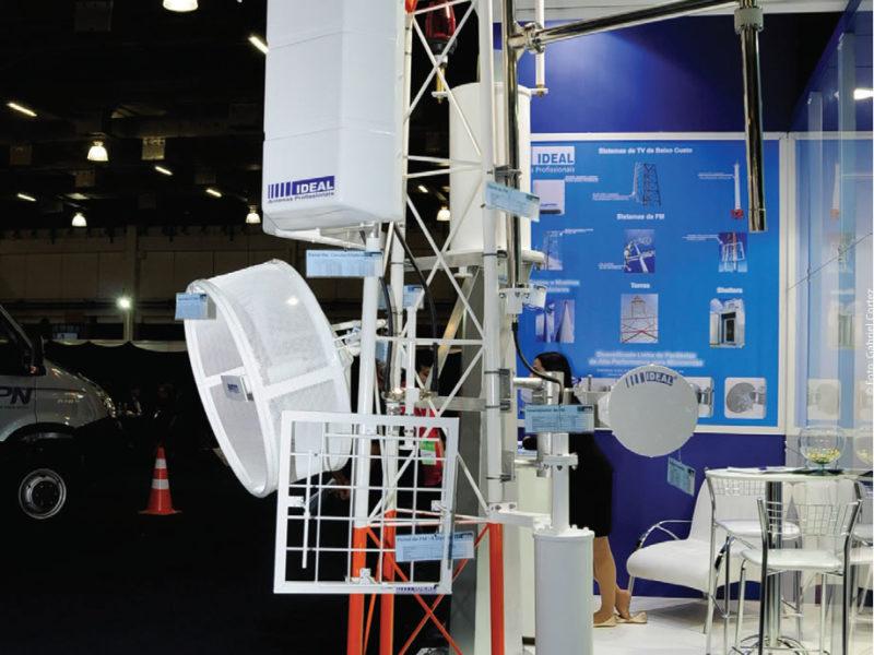 Ideal Antenas prevê melhora no mercado broadcast