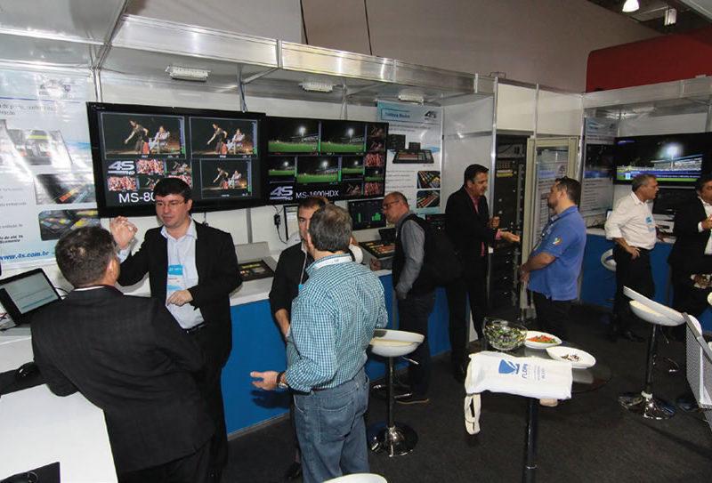 O SET EXPO é para a 4S um local ideal para fazer novos negócios