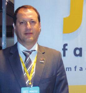 Sérgio Martines, diretor da SM Facilities analisou muito positivamente a participação da companhia no SET EXPO 2016 e já planeia o regresso em 2017