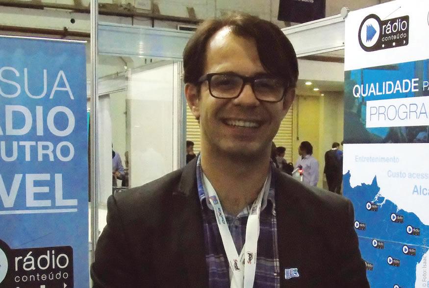 O CEO da RF Mídia, Robson Ferri fez um balanço muito positivo da participação da empresa no pavilhão do rádio no SET EXPO 2016