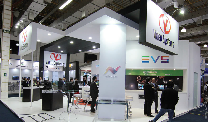 Video Systems mostra como montar uma emissora de TV no SET EXPO