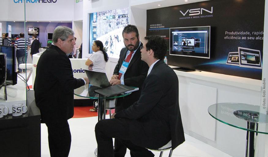 A empresa espanhola VSN é uns parceiros estratégicos da Video Systems entregando uma série de soluções de automação, playout e MAM