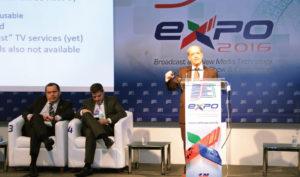 Skip Pizzi, representante da NAB (National Association of Broadcasters), trouxe sua experiência no mercado de VoD e OTT dos Estados Unidos