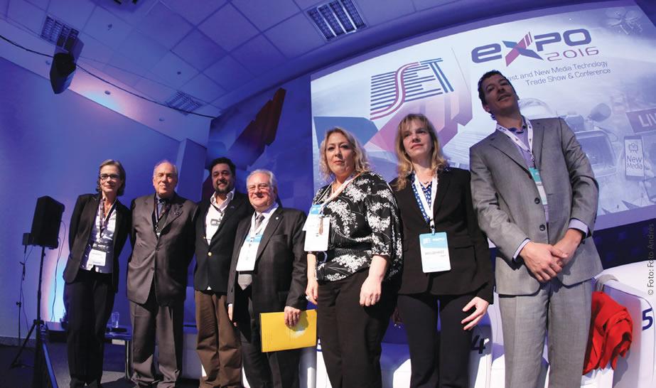 SET e Caper firmam parceria e realizam sessão especial no Congresso SET EXPO 2016