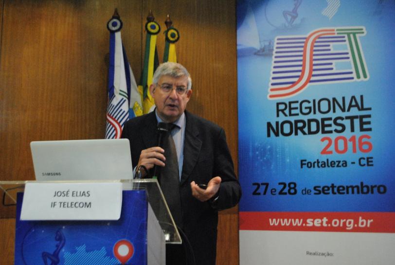 José Roberto Elias, gerente Comercial da IF Telecom