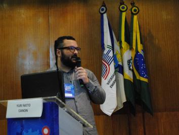 Yuri Henrique Nieto, executivo de Contas de Vídeo Profissional na Canon