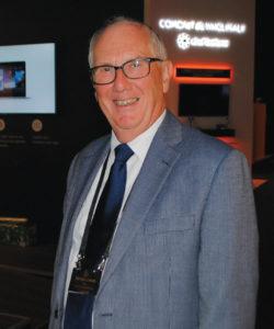 """Peter Owen, Council do IBC, afirmou à Revista da SET que o evento foi um sucesso e que o mercado está mudando """"para soluções na nuvem, baseadas em estruturas IP"""", uma transformação que, segundo o executivo, deixou de ser uma tendência e se transformou """"na realidade da indústria"""""""