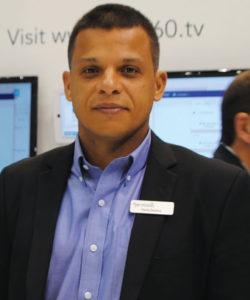Hertz da Silva anunciou no IBC 2016 que a Harmonic lançou uma plataforma completa de realidade virtual em 360 graus, uma opção para a indústria cada vez mais utilizada