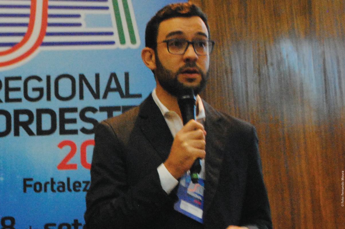 Alberto Santana (SAM) explicou que as demandas estão mudando e, com isso, é necessário desenvolver estratégias e novas formas de automação de conteúdos e de tráfico de dados
