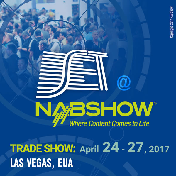 SET no NAB SHOW