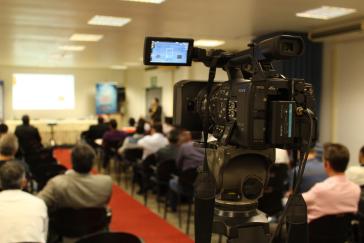 As palestras do SET Norte estão sendo transmitidas ao vivo na internet em parceria com a Rede Amazônica/Afiliada Globo