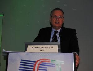 Jurandir Pitsch, Vice Presidente para América Latina da SES