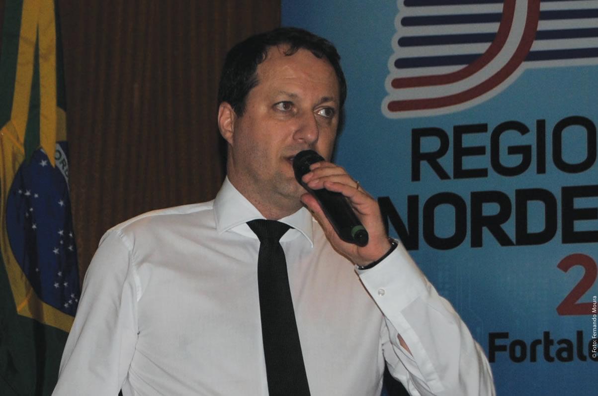 Sérgio Martines (SM Facilities) disse que com o desafio do switch-off, as empresas têm buscado a redução dos custos de investimento para a implantação da TV Digital nas cidades do interior