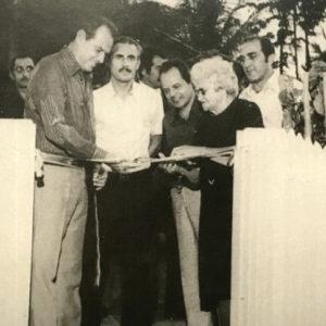 Phelippe Daou durante inauguração da primeira sede da TV Amapá