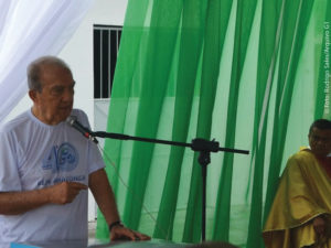 Daou no aniversário de 40 anos da Rede Amazônica no Amapá