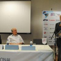 Olímpio Franco (SET) fala aos presentes no SET Norte 2015 que se realiza em Manaus (AM)