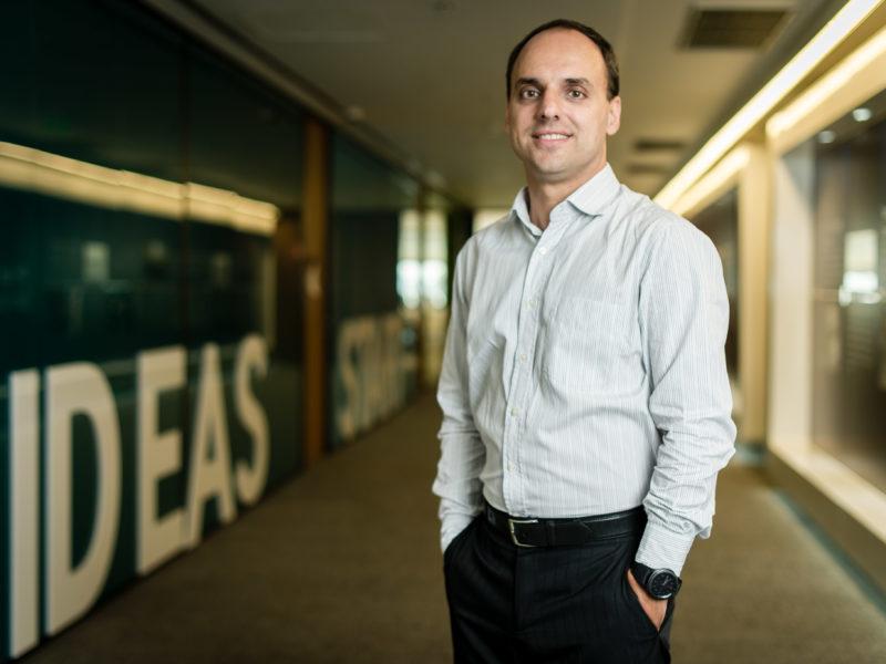 Renato Citrini, da Samsung