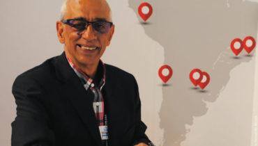 """Jossi Fresco Benaim,  diretor regional para América Latina da Verizon, afirmou que a ndústria está mudando e os consumidores preferem conteúdos online pelo que se torna """"impreterível ter conhecimento do mercado e realizar constantemente análises de dados, sendo cada vez mais importante ter soluções de Data analytics"""" e que a tendência passa por """"consumir vídeos em celulares. Hoje mais da metade das pessoas assiste neles"""", concluiu"""