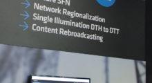 No estande da Testtree destaque para TV Digital com aplicações para ISDB-t com SFN, regionalização de redes, single Illunination DTH para DTT e retransmissão de conteúdos