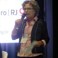 A presidente da SET, Liliana Nakonechnyj, lembrou que há 30 anos televisão e cinema estavam em áreas estanques
