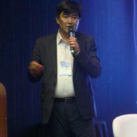 Yasutoshi Miyoshi, CSO da Hitachi Kokusai Linear