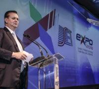 Gilberto Kassab, ministro do Ministério da Ciência, Tecnologia, Inovação e Comunicações (MCTIC)- Cerimônia de Abertura – SET EXPO 2018