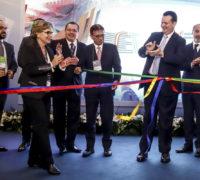 Cerimônia de abertura da Feira de Produtos e Serviços – SET EXPO 2018