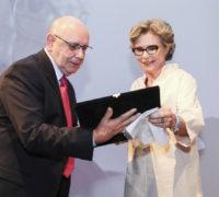 Jantar de comemoração 30 anos da SET – Liliana Nakonechnyj e Adilson Pontes Malta